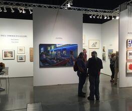 Paul Thiebaud Gallery at Seattle Art Fair 2017