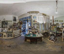 Yosl Bergner - Final works - Studio sale