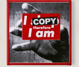 Eric Doeringer - I Copy Therefore I am