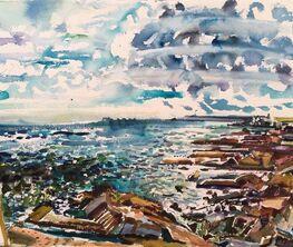 Bernard Chaet: Awakening Sky - Selected Watercolors