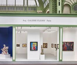 Galerie A&R Fleury at La Biennale Paris 2019