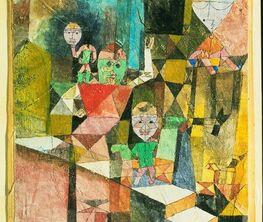 Paul Klee: L'ironie à l'oeuvre