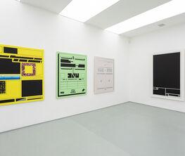 Endre Tót: Layout Paintings 1988-1991