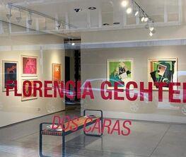 """Florencia Gechter, """"Dos Caras"""""""