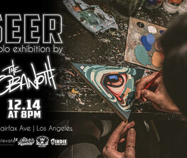 SEER - a solo exhibition by The OBANOTH