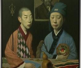 "Jeffrey Chong Wang - ""Recent Paintings"""