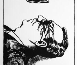 A Survey of Rare and Vintage Silkscreens by Raymond Pettibon
