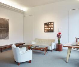 A collector's apartment