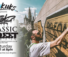 CLASSIC STREET - a solo show and collaboration by Rise One