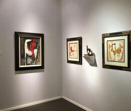 Galerie Schwarzer at HIGHLIGHTS International Art Fair Munich 2017