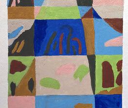 George Vranesh: Paintings on Paper