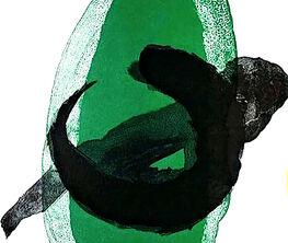Boldly Minimal - Hans Arp, Joan Miro, Antoni Tapies, Claude Garache.