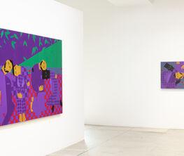 Steve Turner at Art Brussels 2021