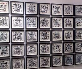 James Hyman Gallery at London Original Print Fair 2015