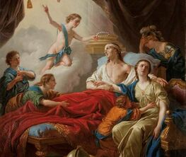 """The Dauphin, the Artist and the Philosopher. Around """"Allegory on the Death of the Dauphin"""" by Lagrenée the Elder"""