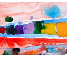 100 Watts: Jim Watt Presents 100 Watercolors for Spring