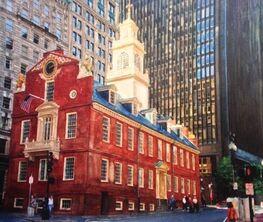 Matthew McCosco: Boston Landmarks