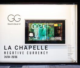 David LaChapelle - Negative Currency