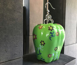 ASHK x HKAGA Sculpture Exhibition: Apple Blossoms by Kum Chi-keung