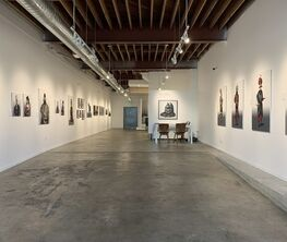 OUT OF CHARACTER, Solo Exhibition by Pouya Afshar