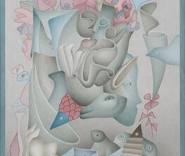 Líquido Cielo. Obras de Juan Grela 1976-1988