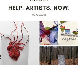 Support Artists Directly: $200 or Less