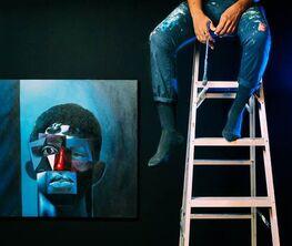 Blk & Blue