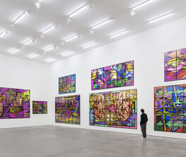 Gilbert & George, THE PARADISIACAL PICTURES