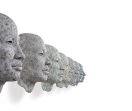FACES IN TIME   Historical & Contemporary Group Show, 1854 to Present