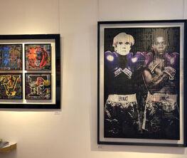 """Exhibit Patrick RUBINSTEIN - """"New Works"""""""