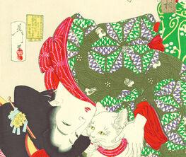 Life of Cats: Selections from the Hiraki Ukiyo-e Collection