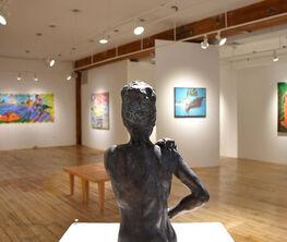 Art Breaking Boundaries a Multicultural Exhibit