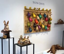 Sculpture by Silvia Davis