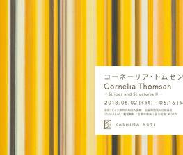 Cornelia Thomsen - Stripes and Structures II - Exhibition