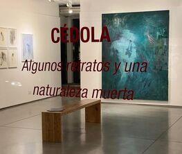 """Hrnán Cédola, """"Algunos retratos y una naturaleza muerta"""""""