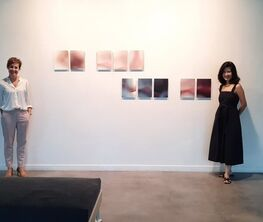 INTIMATE TOPOGRAPHIES solo show by Hélène Le Chatelier, curated by Tan Siuli