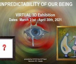 """""""Unpredictability of our being"""""""