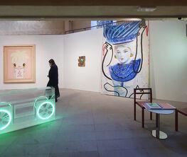 YUSTO/GINER at Urvanity Art Fair Madrid 2020