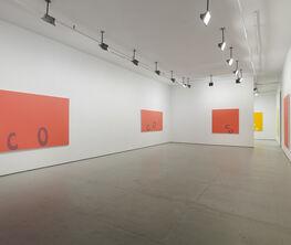 Carl Ostendarp: Blanks