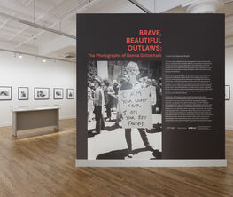 BRAVE, BEAUTIFUL OUTLAWS The Photographs of Donna Gottschalk