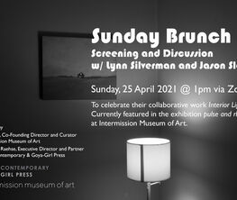 Sunday Brunch Screening and Discussion with Lynn Silverman and Jason Sloan
