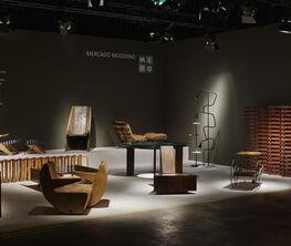 Mercado Moderno at Design Miami/ Basel 2017