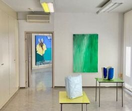 Galerie Elisabeth & Klaus Thoman at Parallel Vienna 2020