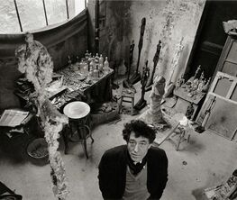 Robert Doisneau, Sculptors and Sculptures