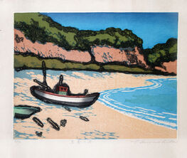 Summer Solstice: 50 Prints and Paintings of Summer
