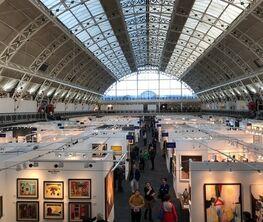 DECORAZONgallery at London Art Fair 2018