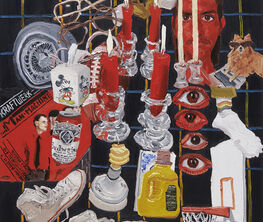 Emilio Villalba: People & Things
