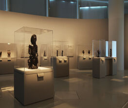 Masters of Sculpture from Ivory Coast