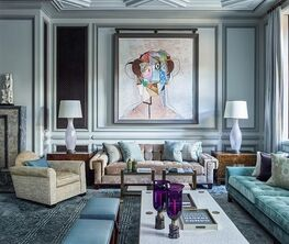 Artful Living, curated by Steven Gambrel