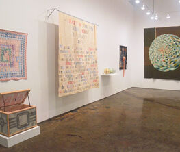Blanket Statements: Works by Gina Adams, Maria Hupfield & Marie Watt